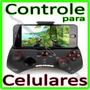 Controle Para Celular Iphone, Ipad, Smartphone Android Ipega