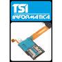 Flex Leitor Chip E Cartão Memória Sony M2 - D2403,d2406