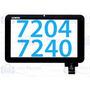 Tela Vidro Touch Genesis Gt 7204 Gt 7240 Tablet 7 Polegadas