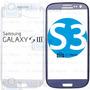 Tela Vidro Lente Samsung Galaxy S3 I9300 Gorilla Glass