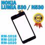 Tela Vidro Touch Nokia Lumia N 530 Rm-1019 Frete R$7,00