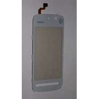 Tela Touch Screen Vidro Lente Nokia 5230 Branco