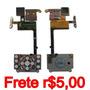 Cabo Flex Sony Ericsson W580 W580i Teclado Volume Sim Card