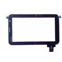 Tela Touch Tablet Genesis Gt-7245 Original 7 Polegadas