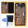 Tela Display Touch Screen + Lcd Blackberry Z30 4g
