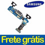 Flex Conector Samsung Galaxy S5 Carga G900 I9600 Origina P#5