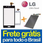 Kit Tela Touch + Display Lcd Lg Optimus L7 P705 P715 L7 2