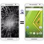Troco Tela Vidro Touch Lcd Moto X Play Xt1563