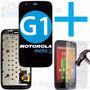 Display Lcd Touch Motorola Moto G1 Xt1032 Xt1033 + Brinde