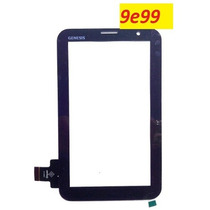 Tela Vidro Touch Tablet Genesis Gt 7245 7 Frete Light
