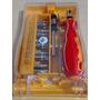 Kit Ferramenta Tork Manutenção Celular Smartphone Notebook