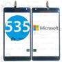 Tela Vidro Lente Touch Nokia Lumia 535 N535 Versão 2 - Ct2s