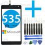 Tela Vidro Touch Nokia Lumia 535 N535 - Ct2s + Ferramentas