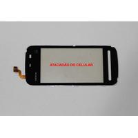 Vidro Touch Screen Nokia 5230 N5230 5233 Preto