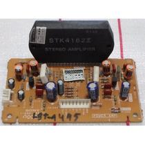 Placa Amplificador Saída De Áudio Som System Sony Lbta495