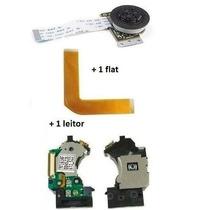 Kit Leitor Óptico Ps2 Slim Flat L Motor 79001 À 79010