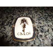 Raro Emblema/ Escudo/ Chapinha/ Plaquta Caloi Sportíssima