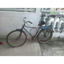 Bicicleta Barra Forte Restaurar