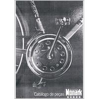Bicicletas Antigas - Catálogo Monark 1981