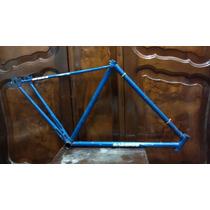 Antigo Quadro Bicicleta Caloi 10 Fixa