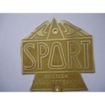 Emblema Sport Dos Anos 50