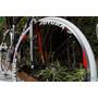 Pneu Branco Inteiro 700x23c Speed 700 Leve Kevlar Bicicleta
