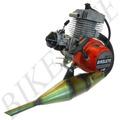 Motor Mobilete 75cc 4palhetas Com Embreagem Doppler Bikelete