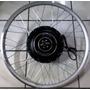 Kit Conversão Bike Elétrica 600w36v Display Lcd Regenerativo