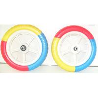 Roda Aro 12, Roda Nylom Colorida Para Bike Aro 12 Ref 4886