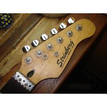 Braço De Guitarra Strinberg Com Taraxas(nao É Fender, Gibson