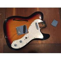 Corpo Guitarra Telecaster + Captador Fender Noiseless N3