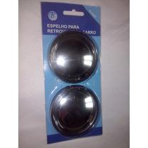 Espelho Retrovisor Auxiliar Para Ponto Cego De Veiculos