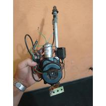 Antena Elétrica 5 Estagios Preta Olimpus Usada Funcionando