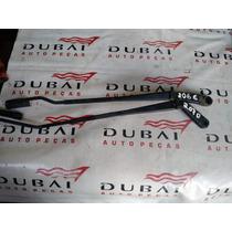 Braços Do Limpador De Para Brisas Peugeot 206 207 Par