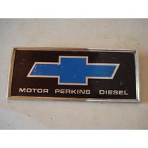 Emblema Da Grade Do Caminhão Chevrolet D60