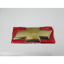 Emblema Gravata Dourada Da Tampa Traseira Vectra Novo