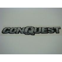 Emblema Conquest Porta Montana 2005 A 2011 Gm 93.381.277
