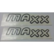 Kit Adesivos 2 Maxx Resinados Grafite Celta Corsa + Brinde