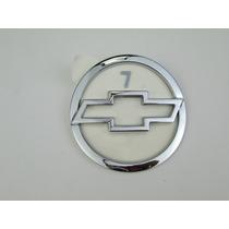 Emblema Bow-tie Cromado Tampa Tras Novo Corsa Sedan 2002/...
