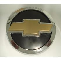 Emblema Grade Corsa Classic 2003 Acima (cromado/dourado) Ori