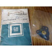 Diafragma Mola Carburador Duplo 1.6 Weber Chevette 88/92