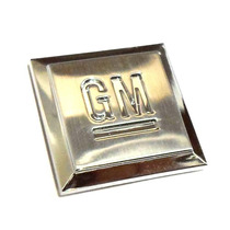 Emblema Mini Cubo Cromado Paralama Meriva 2002 2012
