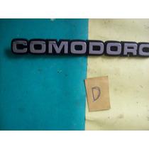 Opala Comodoro Emblema Original Os Pinos Perfeitos