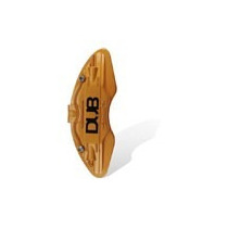 Capa Pinça Freio Dourada Bmw X6 Traseira - Par