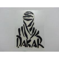 Adesivo Resinado Dakar Pajero Dakar