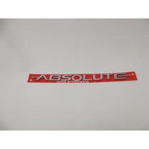 Emblema Absolute Linea Original Fiat - Produto Novo