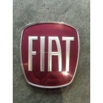 Emblema Maçaneta Tampa Traseira Fiat Strada