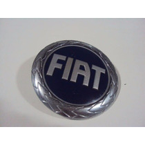 Emblema Azul Parachoque Fiat Punto Siena Idea 46522729