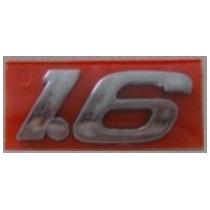 Emblema 1.6 Eco Sport (cromado)