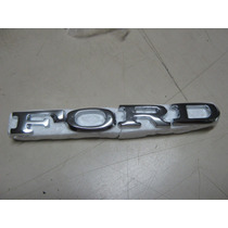 Galaxie Corcel E Maverick Letras Ford Cjto Em Metal
